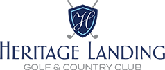 Heritage Landing Golf & Country Club Logo